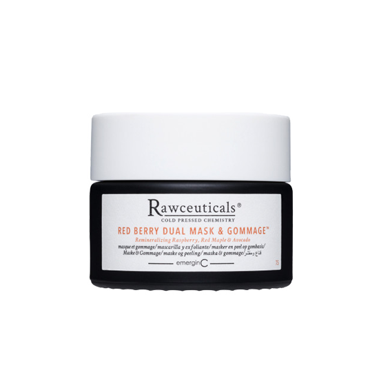 RAW - Red Berry Dual Mask & Gommage